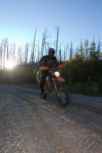 Motorcycle Tour Northern Ontario