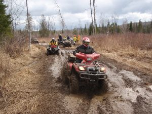 ATV Mud Run