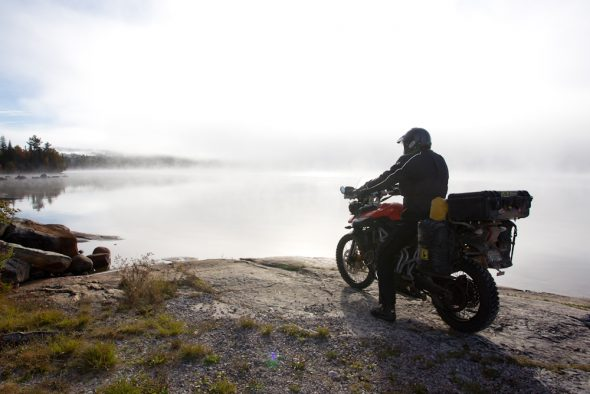 Northern Ontario Motorcycle